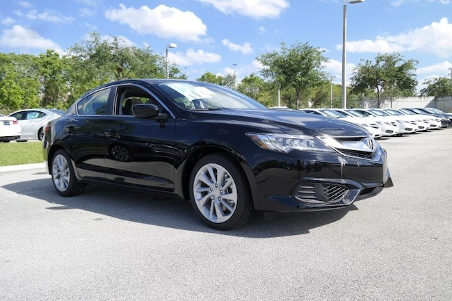 New 2018 Acura ILX with Premium Sedan in Pembroke Pines