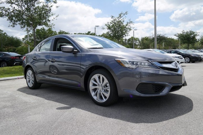 New 2018 Acura ILX Base Sedan in Pembroke Pines
