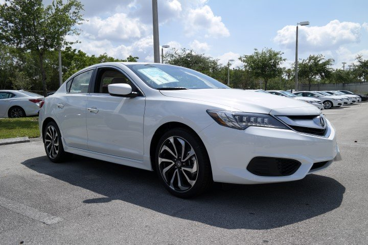 New 2018 Acura ILX Special Edition Sedan Miami, Florida