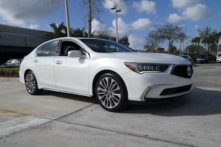 New 2018 Acura RLX with Technology Package Sedan Pembroke Pines, Florida