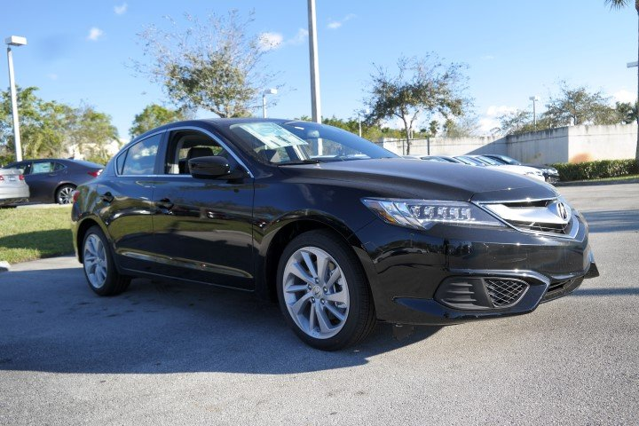 New 2018 Acura ILX with Premium Package Sedan Miami, Florida