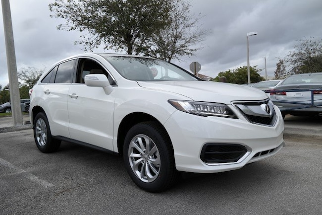 New 2018 Acura RDX Base SUV in Pembroke Pines