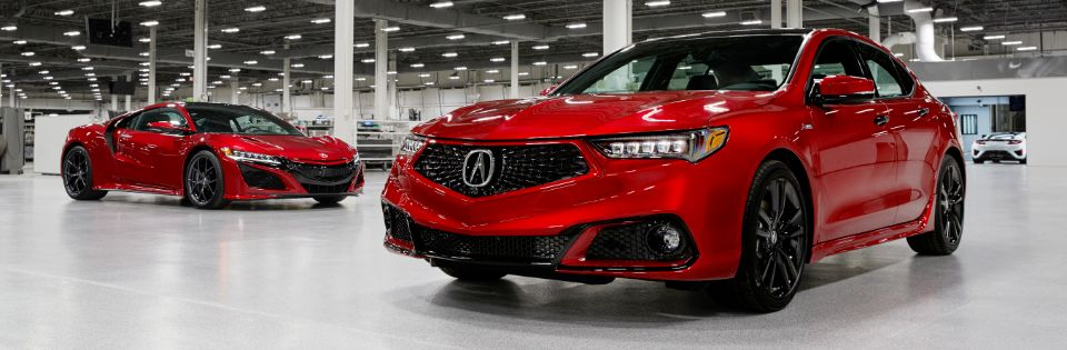 2020 Acura TLX PMC Special Edition Coming Soon to South Florida
