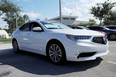 New 2019 Acura TLX 2.4 8-DCT P-AWS FWD Pembroke Pines, Florida