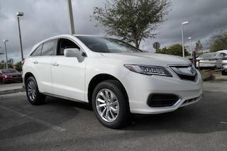 New 2018 Acura RDX SUV Pembroke Pines, Florida