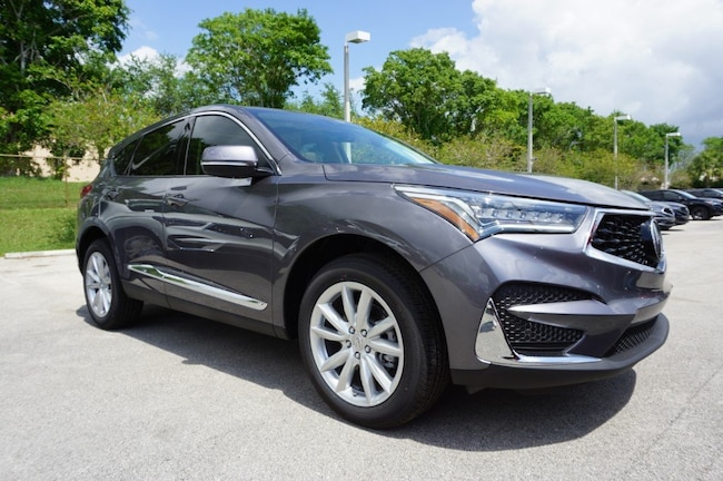 New 2019 Acura RDX Base SUV in Pembroke Pines