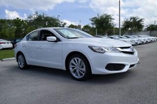 New 2018 Acura ILX with Premium Package Sedan Pembroke Pines, Florida