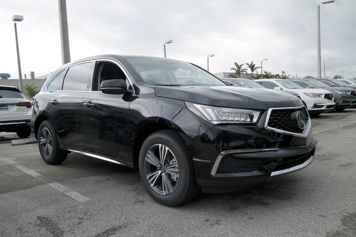 New 2018 Acura MDX SH-AWD SUV Miami, Florida