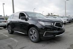 New 2018 Acura MDX SH-AWD SUV Pembroke Pines, Florida
