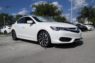 Lease a new 2018 Acura ILX Special Edition Sedan near Miami, Florida