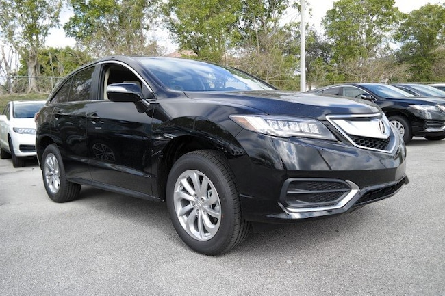 New 2018 Acura RDX with Technology Package SUV in Pembroke Pines