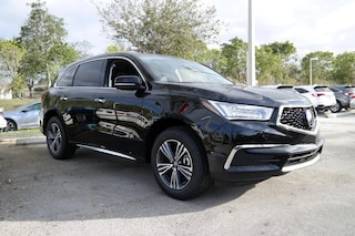 Lease a new 2018 Acura MDX SUV near Miami, Florida