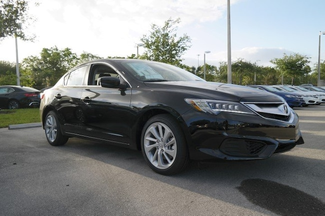 New 2018 Acura ILX with Premium Package Sedan in Pembroke Pines