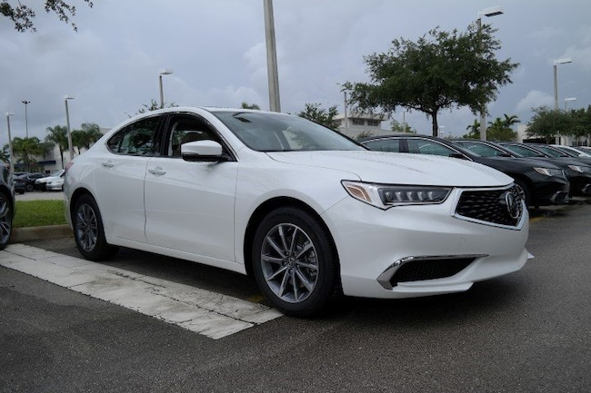 New 2019 Acura TLX 2.4 8-DCT P-AWS Sedan in Pembroke Pines