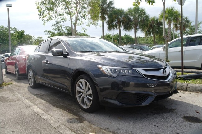 Used 2016 Acura ILX 2.4L in Pembroke Pines