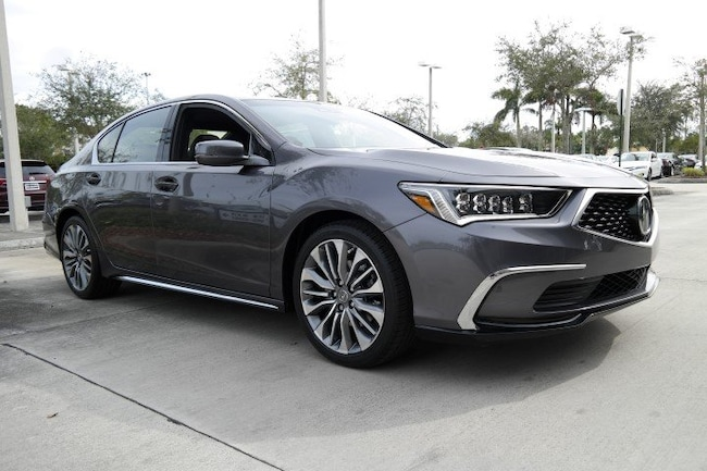 New 2018 Acura RLX with Technology Package Sedan in Pembroke Pines