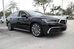 2018 Acura RLX w/Technology Pkg Sedan