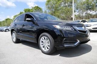 New 2018 Acura RDX Base SUV Pembroke Pines, Florida