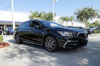 New 2018 Acura RLX Sport Hybrid SH-AWD with Advance Package Sedan Pembroke Pines, Florida