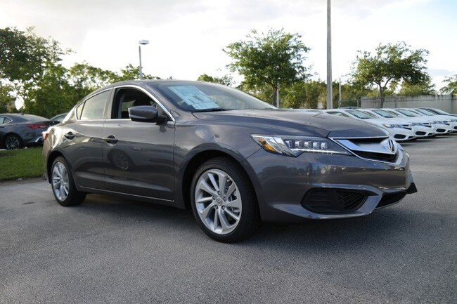 New Acura ILX For Sale In Pembroke Pines FL Serving Miami - Acura ilx 2018 for sale
