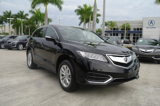 Certified Used 2017 Acura RDX Technology Package Miami, Florida