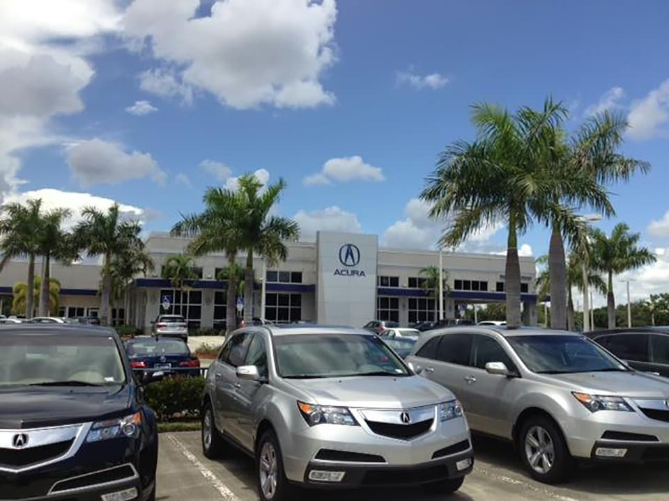 Acura Of Pembroke Pines New Used Acura Dealer Near Miami Fort - Acura dealer fort lauderdale