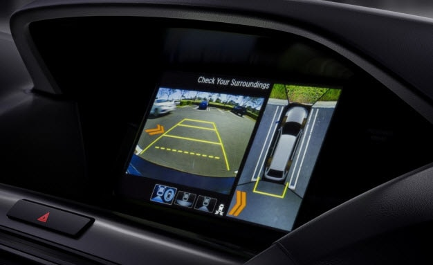 Driver-Assist Backup Camera