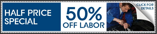 Half Price Labor Coupon, Peoria