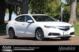 Certified Pre-Owned 2016 Acura TLX V6 Tech Sedan A8792 for sale in Pleasanton, CA