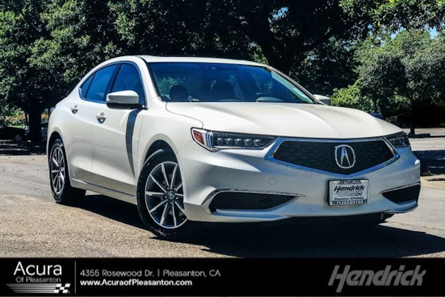 New 2019 Acura TLX 2.4 8-DCT P-AWS Sedan for sale in Pleasanton, CA