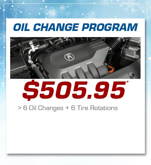 Acura Service Specials In Pleasanton