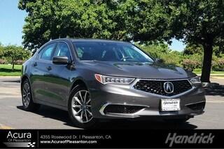 New 2019 Acura TLX 2.4 8-DCT P-AWS Sedan 29876 for sale in Pleasanton, CA
