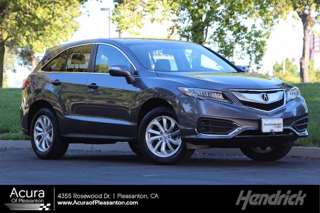 Certified Pre-Owned 2018 Acura RDX FWD SUV for sale in Pleasanton, CA