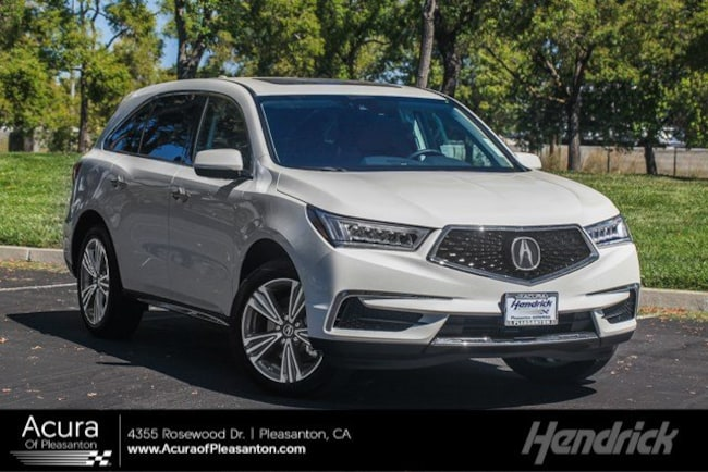 New 2019 Acura MDX SH-AWD SUV for sale in Pleasanton, CA