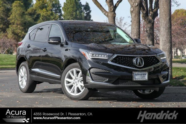 New 2019 Acura RDX SH-AWD SUV for sale in Pleasanton, CA