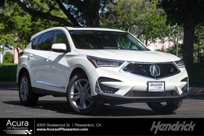 New 2019 Acura RDX with Advance Package SUV for sale in Pleasanton, CA