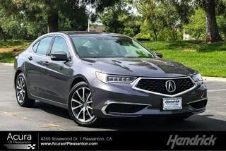 New 2019 Acura TLX 3.5 V-6 9-AT P-AWS Sedan 29873 for sale in Pleasanton, CA