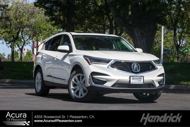 New 2019 Acura RDX Base SUV for sale in Pleasanton, CA