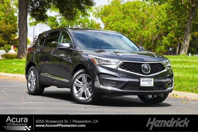 New 2019 Acura Rdx Suv For Sale In Pleasanton Ca Near Fremont
