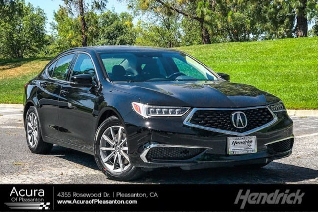 New 2019 Acura TLX 2.4 8-DCT P-AWS with Technology Package Sedan for sale in Pleasanton, CA