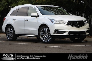 New 2018 Acura MDX with Advance Package SUV 28572 for sale in Pleasanton, CA