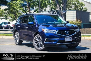 New 2019 Acura MDX with Technology Package SUV 29457 for sale in Pleasanton, CA