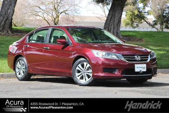 2014 Honda Accord For Sale >> Used 2014 Honda Accord For Sale Pleasanton Ca Vin