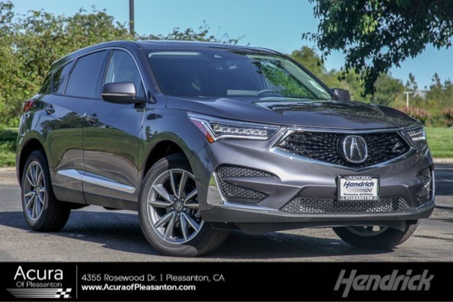 New 2019 Acura RDX SH-AWD with Technology Package SUV for sale in Pleasanton, CA