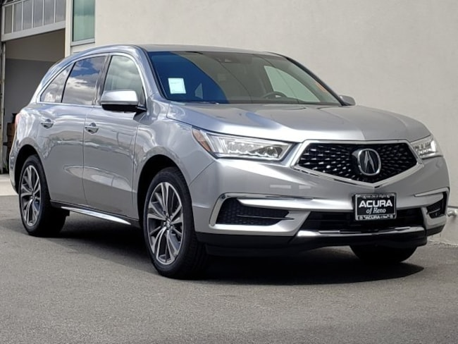 new 2019 Acura MDX SH-AWD with Technology Package SUV Reno, NV