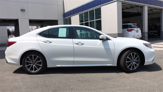 Acura Of Reno >> Used 2018 Acura Tlx For Sale At Acura Of Reno Vin