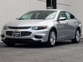 used 2018 Chevrolet Malibu LT Sedan reno