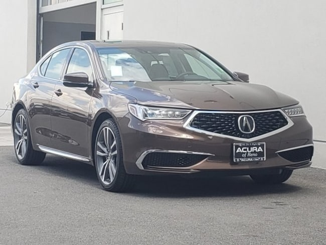 new 2020 Acura TLX V-6 SH-AWD with Technology Package Sedan Reno, NV
