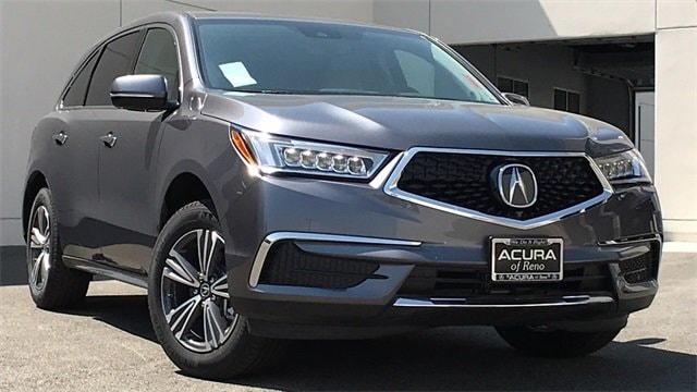 Acura Of Reno >> New 2018 Acura Mdx For Sale At Acura Of Reno Vin 5j8yd4h38jl014498