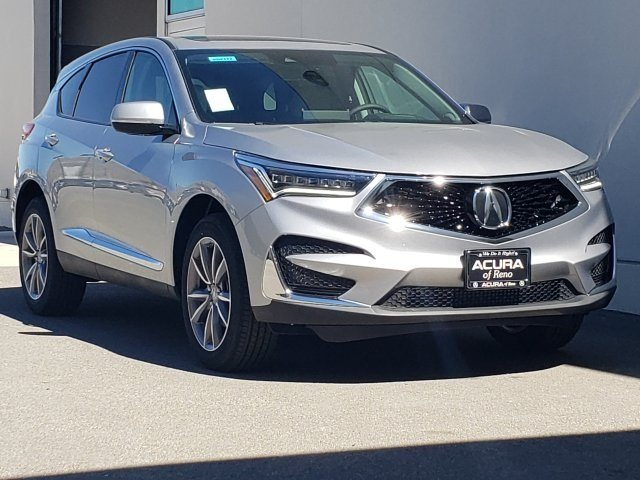 Acura Rdx Dimensions >> New 2019 Acura Rdx For Sale At Acura Of Reno Vin 5j8tc2h57kl040451